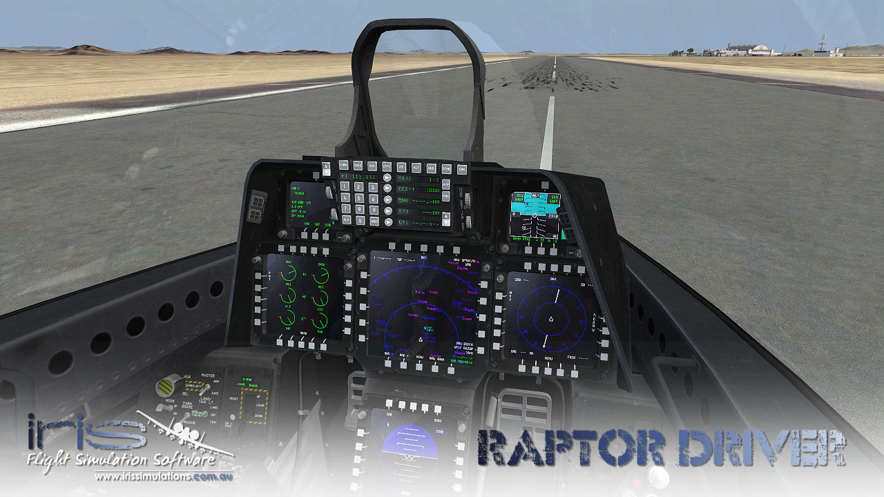 Get IRIS F-22 (and other assets/modules) into DCS finally