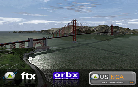Orbx FTX Nor Cal Gallery