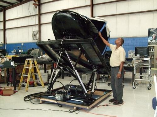 Fastrac Pro Series Simulators Lockheed Martin Prepar3d