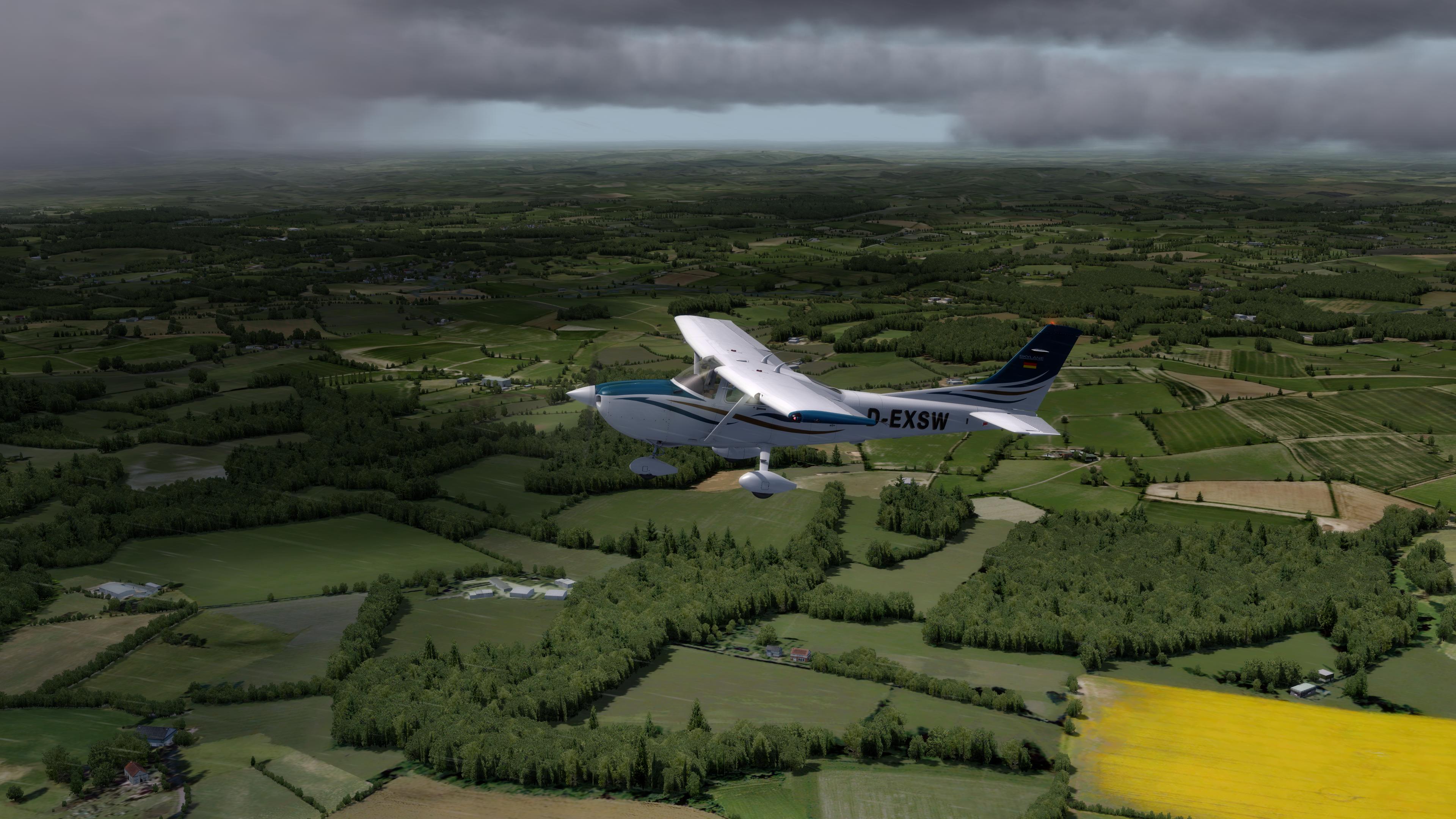 Showcasing A2a Simulation S Accu Sim C182 Skylane Add On
